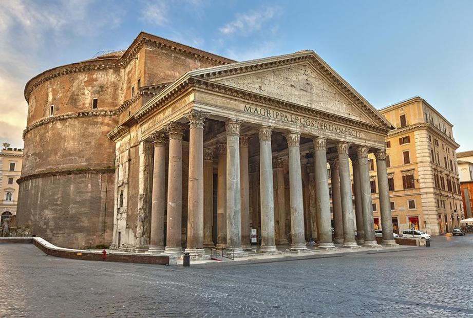 Pantheon Tour